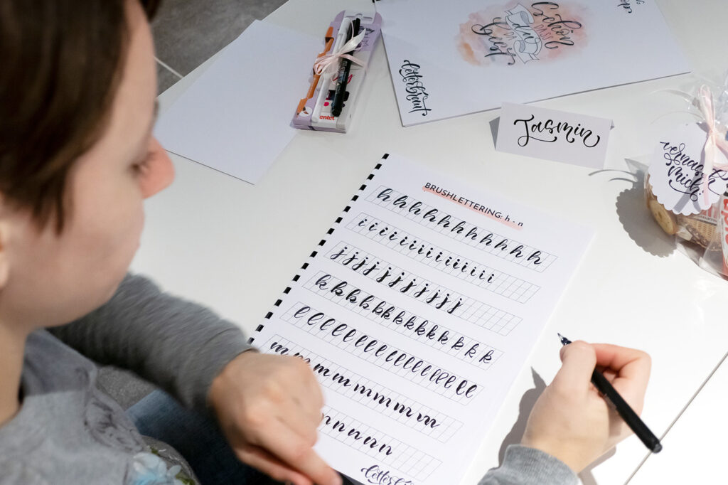 Workshop.Seligenstadt.Handlettering