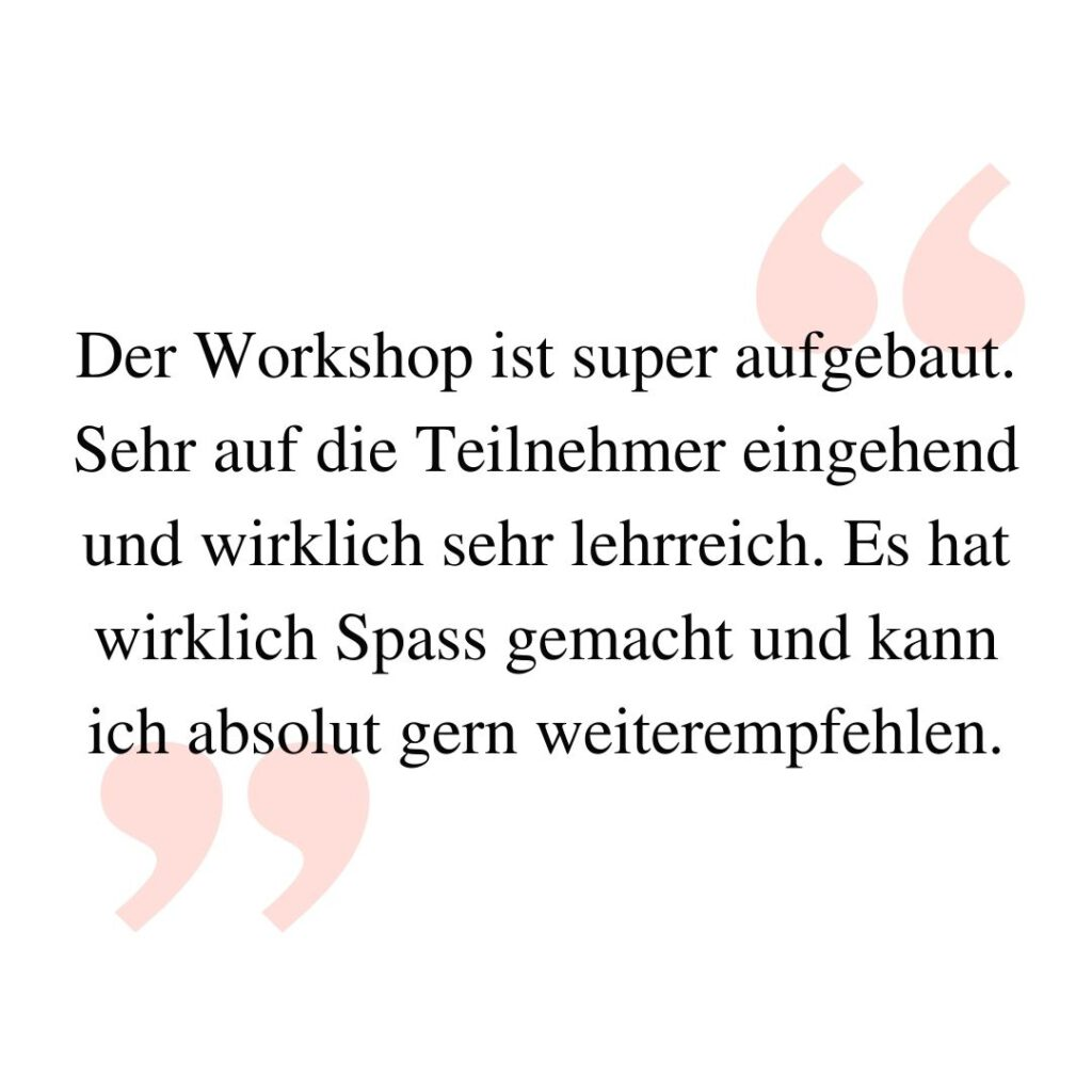 Handlettering Aquarell Workshop